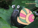 Josefine - the Snail Geocoin - Lighting House RE