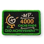 Patch 4000 Finds Geo-Achievement