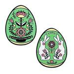 Easter Egg Geocoin - Green