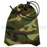 Camouflage geocache bag