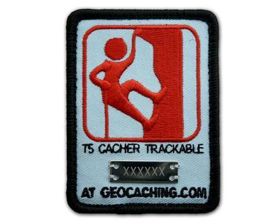 T5 Trackable Patch