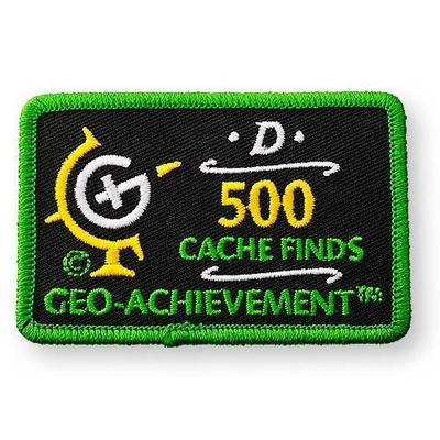 Patch 500 Finds Geo-Achievement