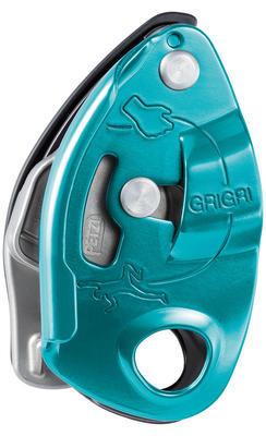 Petzl GRIGRI2, Turquoise