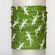 Tube bandana Gecko - olive green - 1/2