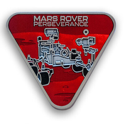 Mars Rover Perseverance Geocoin - 1