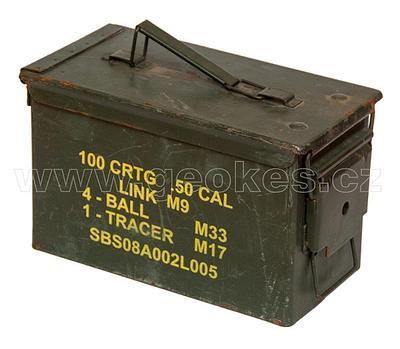 Ammobox 50 - 1