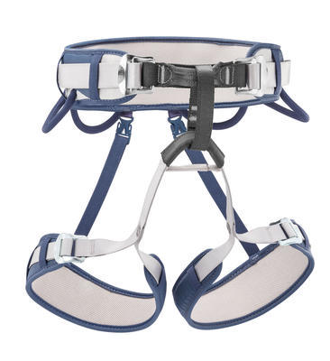 Harness Petzl CORAX, blue jean