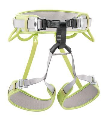 Harness Petzl CORAX, green