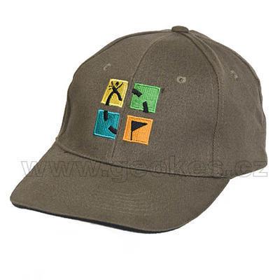 Geocaching cap - khaki