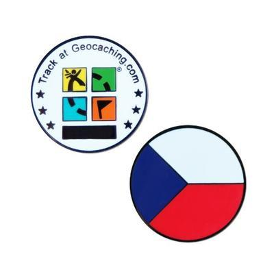 Country Micro Geocoin-Czech Republic