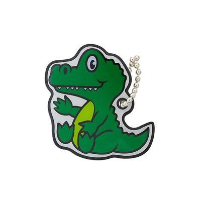 Dinosaurus Travel Tag
