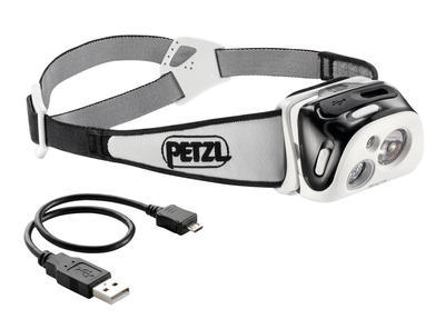 Petzl Reactik Headlamp, black