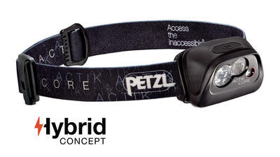 Petzl ACTIK CORE, Black