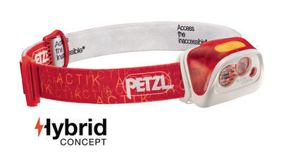 Petzl ACTIK CORE, Red