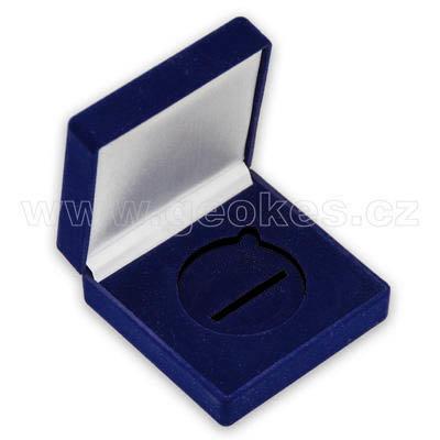 """Velvet coin box 1,75"""""""