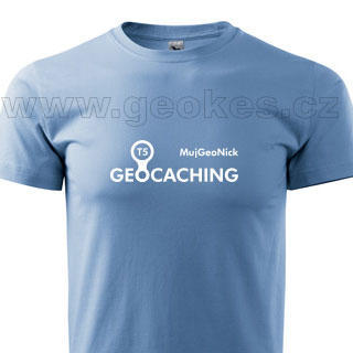 T5 geocaching t-shirt - nick - 1