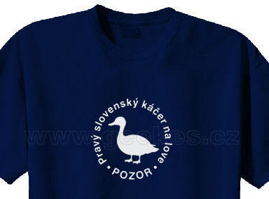 Slovakian geocacher t-shirt - 1