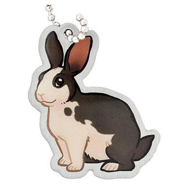 Geopets Travel Tag - Rabbit