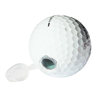 Golf ball geocache - complete kit