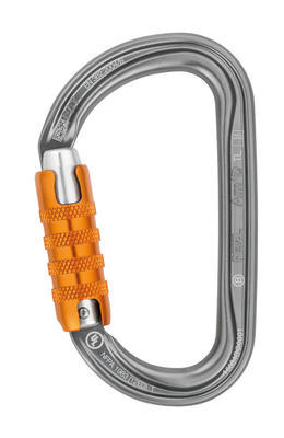 Carabiner Petzl AM'D, Triact-lock