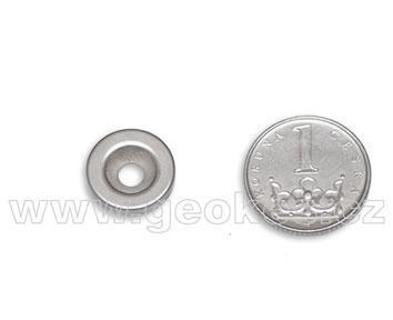 Magnet neodymium ring 14 mm with hole