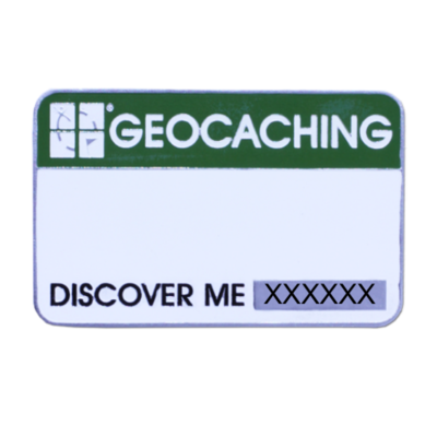 Trackable Event Name Tag