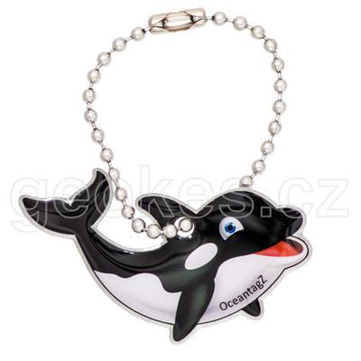 Killerwhale Oceantagz