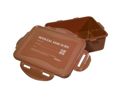 Container brown 700 ml