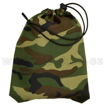 Camouflage geocache bag - 1
