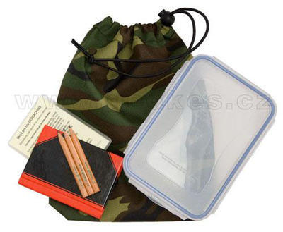Regular geocache - kit - 1