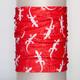 Tube bandana Gecko - red - 1/2