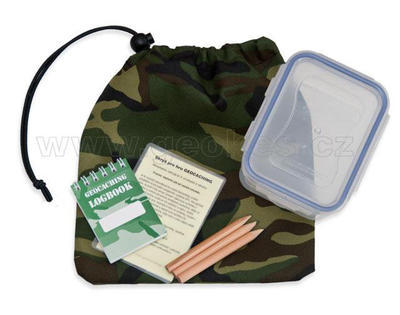 Small geocache - kit - 1
