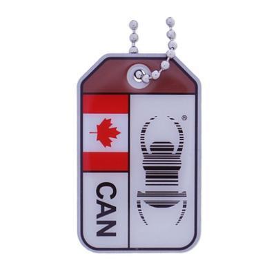 Travel Bug Origins - Canada