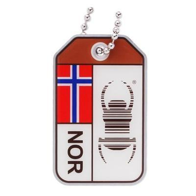 Travel Bug Origins - Norway