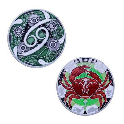 Cancer Geocoin