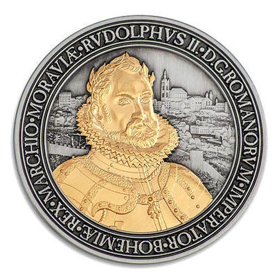 Rudolf II. Geocoin - Limited Edition Set - 2