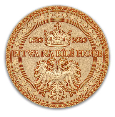 Bitva na Bile hore 1620-2020 - Satin Gold LE - 2