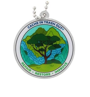 2021 CITO Geocoin / Tag Set - 2
