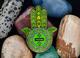Hamsa Amulet Geocoin - Emerald - 2/2