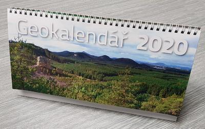 Geocaching calendar 2020 - 2