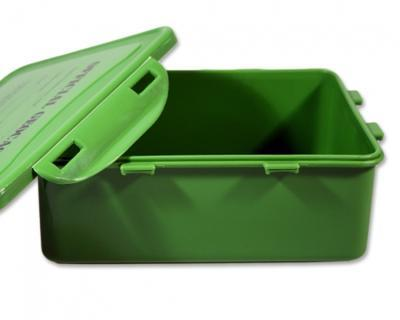 Container green 1200 ml - 2