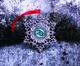 Snowflake Ornament Geocoin - Wreath - 3/3