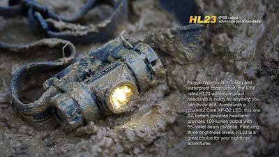 Fenix HL23 - 3