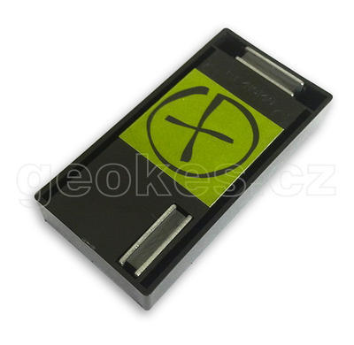 Magnetic geocache - logbook included - 3