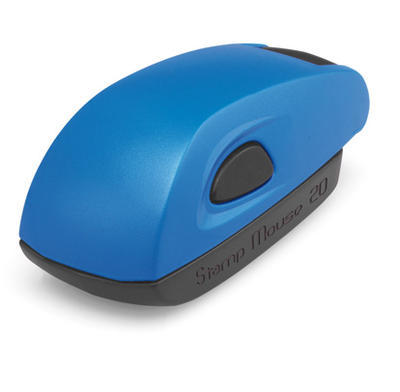 Stamp Mouse 20 - 14x38 mm - 3