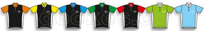 Trackable cycling jersey - geocaching nick - 4