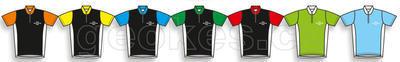 Cycling jersey - geocaching nick - 4
