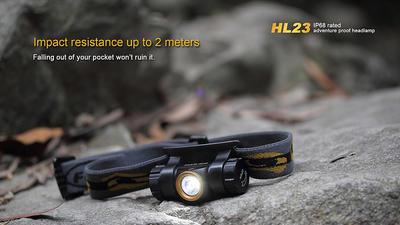 Fenix HL23 - 5