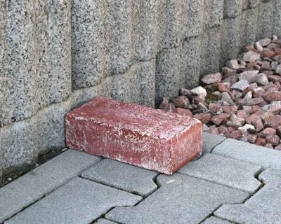 Brick geocache - 5