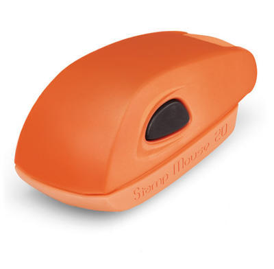 Stamp Mouse 20 - 14x38 mm - 5